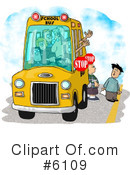 Royalty-Free (RF) Education Clipart Illustration #6109