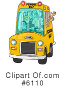 Royalty-Free (RF) Education Clipart Illustration #6110