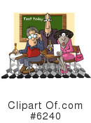 Royalty-Free (RF) Education Clipart Illustration #6240