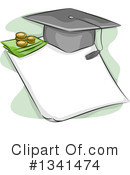 Royalty-Free (RF) Educational Clipart Illustration #1341474