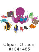 Royalty-Free (RF) Educational Clipart Illustration #1341485