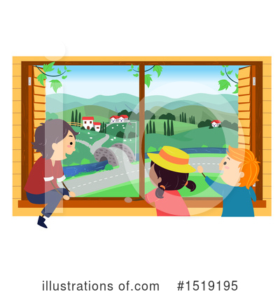 Window Clipart #1519195 by BNP Design Studio