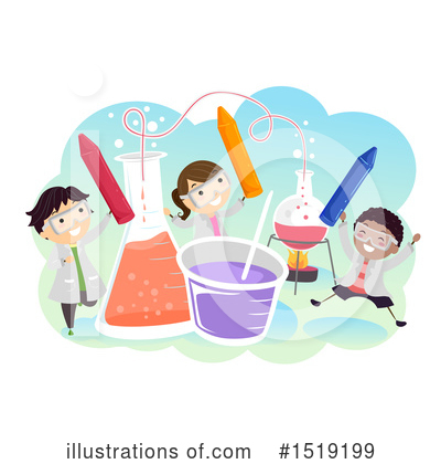 Scientist Clipart #1519199 by BNP Design Studio