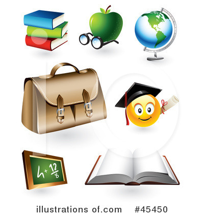 Globe Clipart #45450 by TA Images