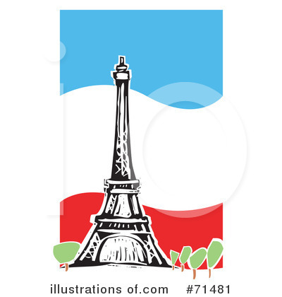 Eiffel Tower Cartoon Picture on Eiffel Tower Clipart  71481 By Xunantunich   Royalty Free  Rf  Stock