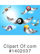 Eight Ball Clipart #1402037
