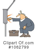 Electrician Clipart #1062799