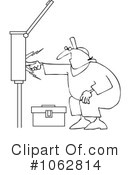 Electrician Clipart #1062814