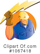 Electrician Clipart #1067418