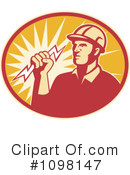 Electrician Clipart #1098147