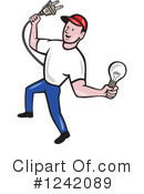 Electrician Clipart #1242089