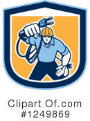 Electrician Clipart #1249869