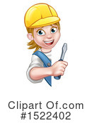 Electrician Clipart #1522402 by AtStockIllustration