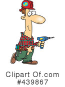 Electrician Clipart #439867