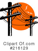 Electricity Clipart #216129