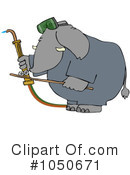 Elephant Clipart #1050671 by djart