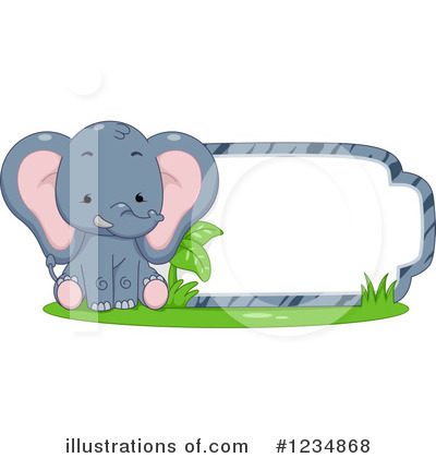 Zoo Animals Clipart #1234868 by BNP Design Studio