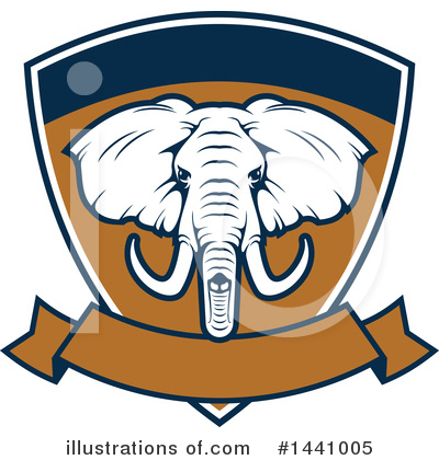 Hunting Clipart #1441005 by Vector Tradition SM