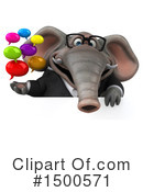 Elephant Clipart #1500571 by Julos
