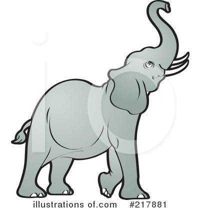 Elephant Clipart #217881 by Lal Perera