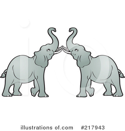 Elephant Clipart #217943 by Lal Perera