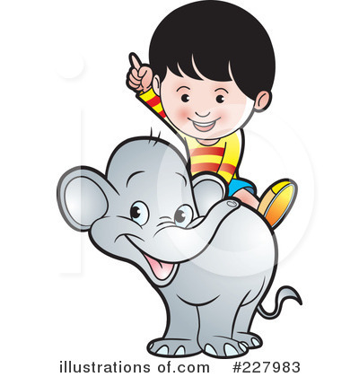 Elephant Clipart #227983 by Lal Perera