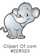 Elephant Clipart #228023 by Lal Perera