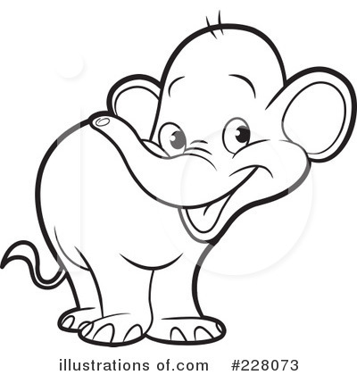Elephant Clipart #228073 by Lal Perera