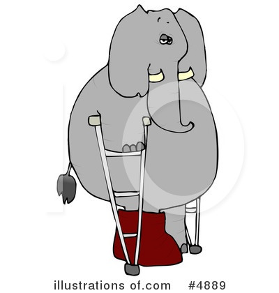 Injured Clipart #4889 by djart