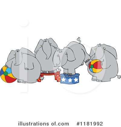 Circus Act Clipart #1181992 by djart