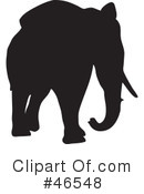 Elephants Clipart #46548 by KJ Pargeter