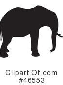Elephants Clipart #46553 by KJ Pargeter