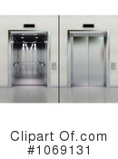 Elevator Clipart #1069131 by stockillustrations