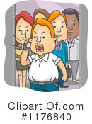 Royalty-Free (RF) elevator Clipart Illustration #1176840