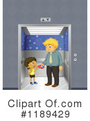 Elevator Clipart #1189429 by Graphics RF