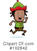 Elf Clipart #102842 by Cory Thoman