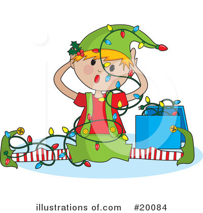 Christmas Clipart #20084 by Maria Bell