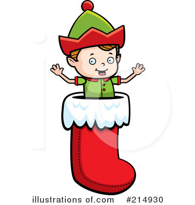 Elf Clipart #214930 by Cory Thoman
