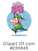 Elf Clipart #230845 by Hit Toon