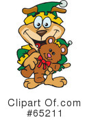 Elf Clipart #65211 by Dennis Holmes Designs