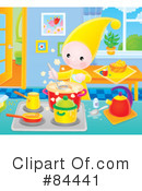 Elf Clipart #84441 by Alex Bannykh