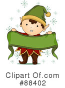 Royalty-Free (RF) Elf Clipart Illustration #88402