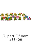 Elf Clipart #88406 by BNP Design Studio