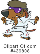 Elvis Clipart #439808 by toonaday
