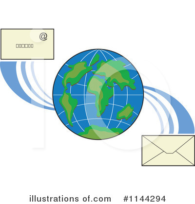Envelope Clipart #1144294 by patrimonio