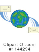 Email Clipart #1144294 by patrimonio