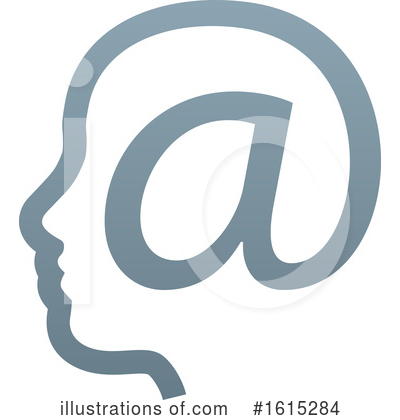 Royalty-Free (RF) Email Clipart Illustration by AtStockIllustration - Stock Sample #1615284