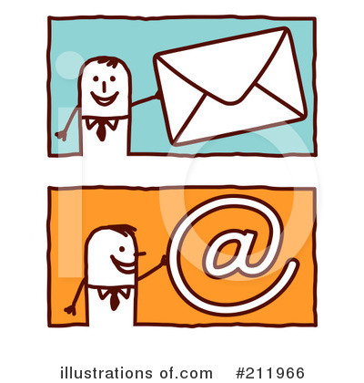 Email Clipart #211966 by NL shop