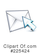 Email Clipart #225424 by beboy