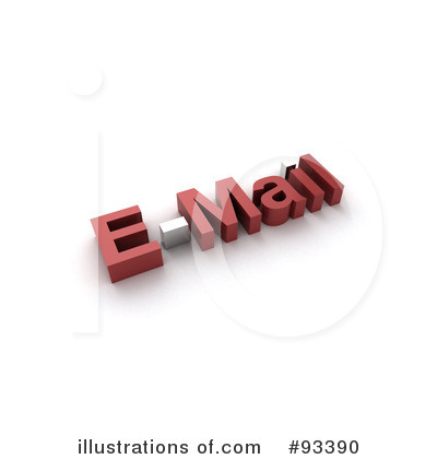 Email Clipart #93390 by MacX